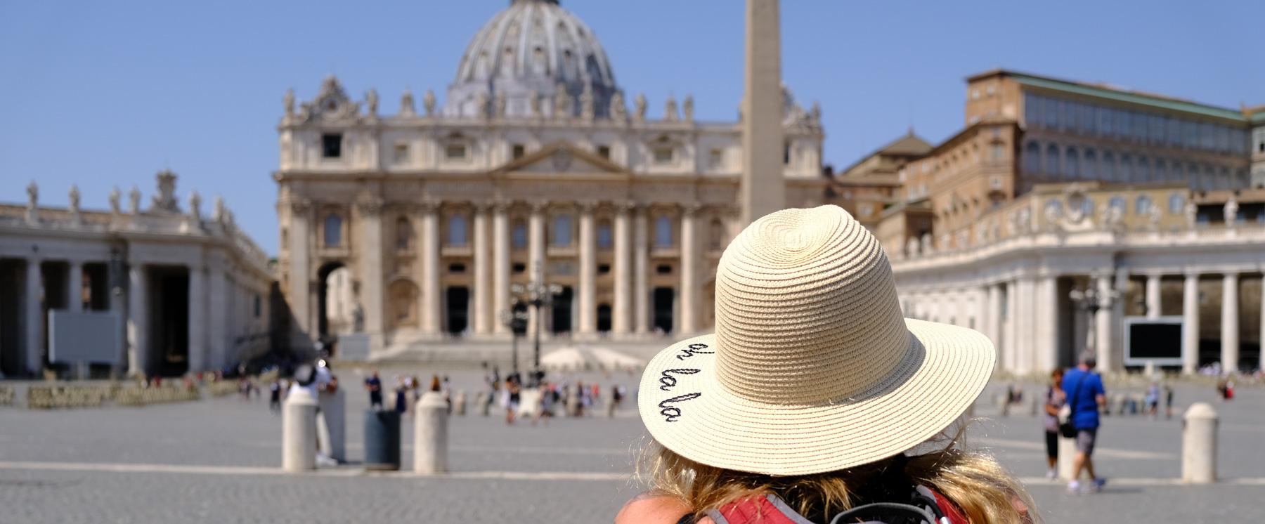 Reise nach Rom und in die Toskana
